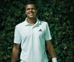 Wimbledon 2013 – Les tenues adidas de Jo-Wilfried Tsonga, Ana Ivanovic, Andy Murray et Caroline Wozniacki !