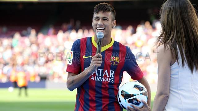 neymar fc barcelone 57 millions d'euros transfer