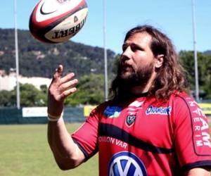 35 000€ d'amendes infligés au Rugby Club Toulonnais pour avoir affiché trop de pubs sur son maillot