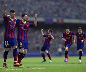 EA SPORTS devient Partenaire du FC Barcelone
