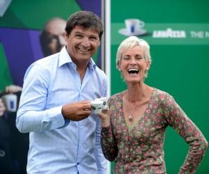 Wimbledon 2013 – Lavazza se paye Toni Nadal et la mère d'Andy Murray !