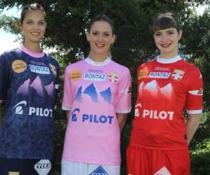 Evian Thonon Gaillard FC – Nouveaux Maillots 2013/2014 (Kappa)