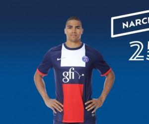 PSG Handball – Nouveau Maillot Domicile 2013/2014 (Nike)