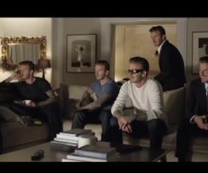 David Beckham se démultiplie dans la nouvelle pub pour Sky Sports