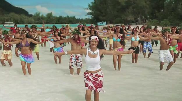 Coupe du monde beach soccer tahiti 2013 clip vid o de la chanson officielle tu e popo - Musique coupe du monde 2006 ...