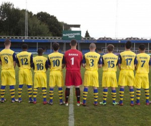 Beckham, Zidane, Messi, Maradona et Pelé joueront pour Farnborough FC !