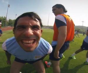Manchester City s'associe avec GoPro afin de proposer du contenu innovant à ses fans