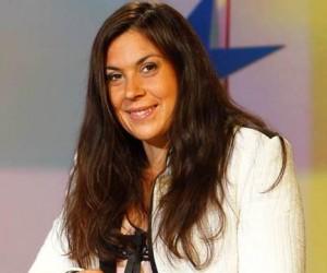 US OPEN 2013 – Marion Bartoli consultante pour Eurosport