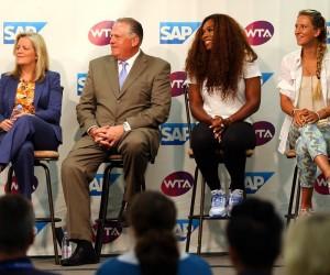 Tennis – SAP nouveau Partenaire de la WTA