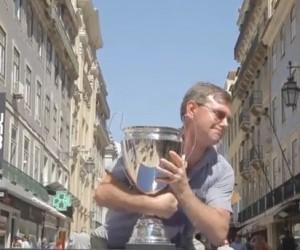 Ford recherche son futur champion dans les rues de Lisbonne