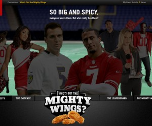 McDonald's – Mighty Wings : Qui a volé les ailes de poulets ??