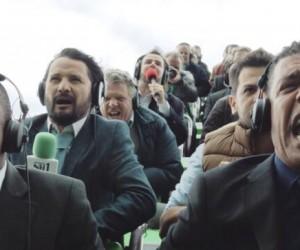 Carlsberg présente la Premier League comme des montagnes russes émotionnelles