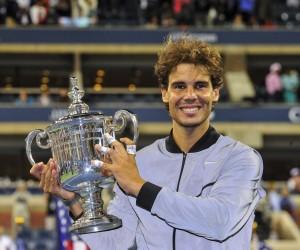 US OPEN 2013 – Nadal remporte le plus gros Prize Money de l'histoire du tennis !