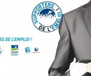 Le Foot Français et la FDJ lancent «Supporters de l'emploi»