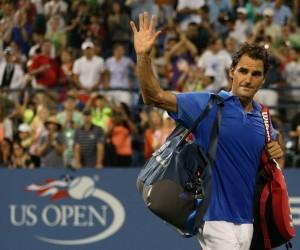 Roger Federer quitte l'US OPEN avec 165 000 dollars