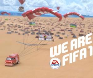 EA Sports lance pour FIFA 14 une campagne publicitaire basée sur la géolocalisation