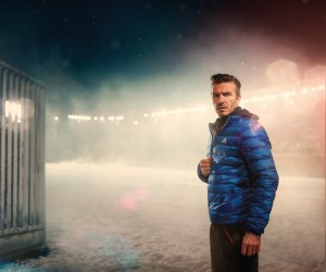 David Beckham et adidas présentent la nouvelle collection ClimaWARM+