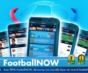 Gamification – Découvrez l'application second écran «Pepsi FootballNOW»