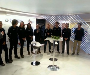 BMW accueille 9 nouveaux athlètes et lance «BMW Sport Experience»