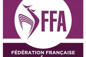 ffa logo athlétisme