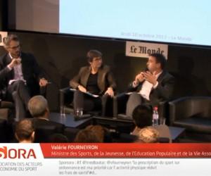 Suivez le live vidéo du débat SPORSORA : «Sport & santé : politiques publiques et enjeux économiques»