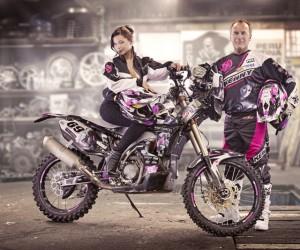 Dakar 2015 – Marc Dorcel stoppe son partenariat avec le dossard 69 moto Hugo Payen