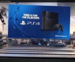 À l'occasion d'Ukraine-France, Sony lance sa campagne « For The Players » pour la PS4