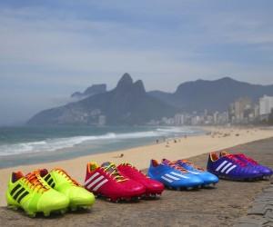 adidas lance sa campagne Coupe du Monde 2014 avec la collection Samba !
