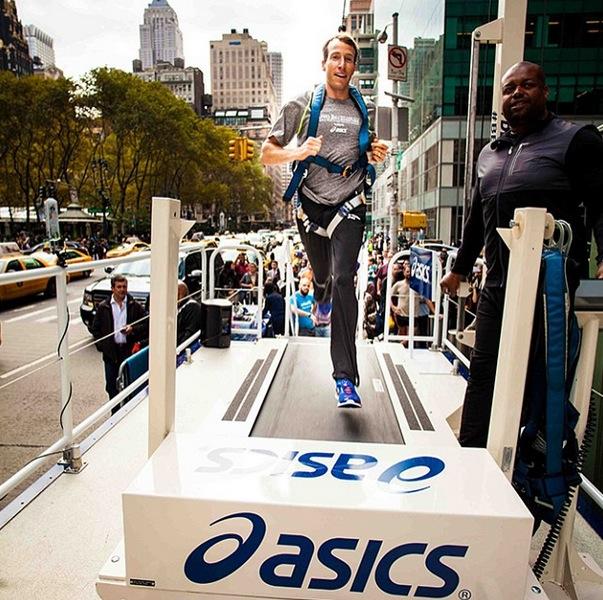 Asics Combien De Temps Tiendrez Vous L 39 Allure Des Meilleurs Marathoniens