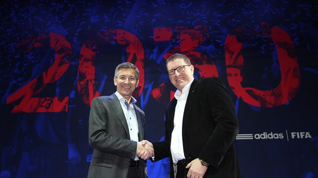 adidas FIFA 2030 sponsoring football