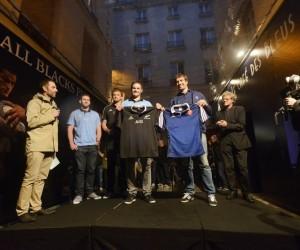adidas crée l'évènement pour le lancement du nouveau maillot du XV de France