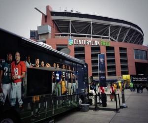 NFL – NBC Sports développe l'Expérience Fan avec le Sunday Night Football Bus