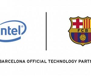 Intel devient partenaire du FC Barcelone