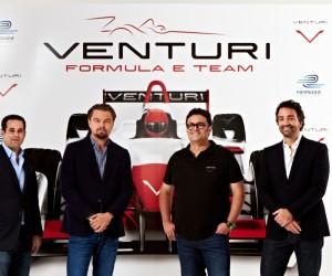 Leonardo DiCaprio investi dans l'écurie Ventury Grand Prix Formula E
