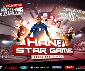 Les sponsors qui s'afficheront lors du Hand Star Game 2013