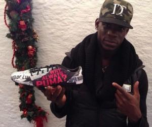 Sponsoring – Mario Balotelli passe chez PUMA et l'annonce sur Twitter