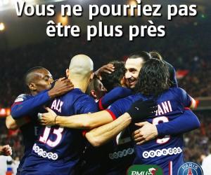Vivez le match Paris Saint-Germain-Nantes au plus près du banc de touche grâce au PMU !
