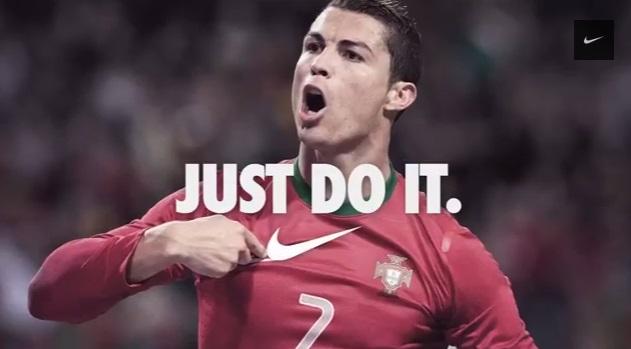 Nike célèbre le Ballon d'Or 2013 de Cristiano Ronaldo