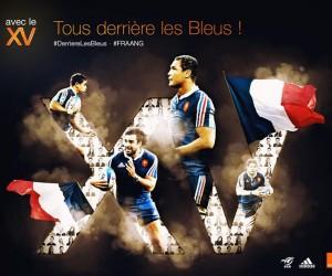 Tournoi des 6 Nations – Affichez-vous sur le maillot du XV de France !