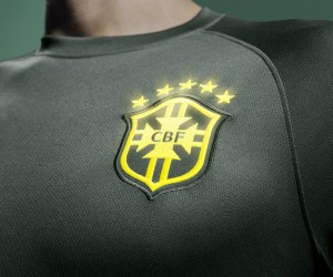 Maillot Third du Brésil (Nike)