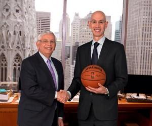 La NBA et l'ère David Stern : l'instauration d'une ligue référence