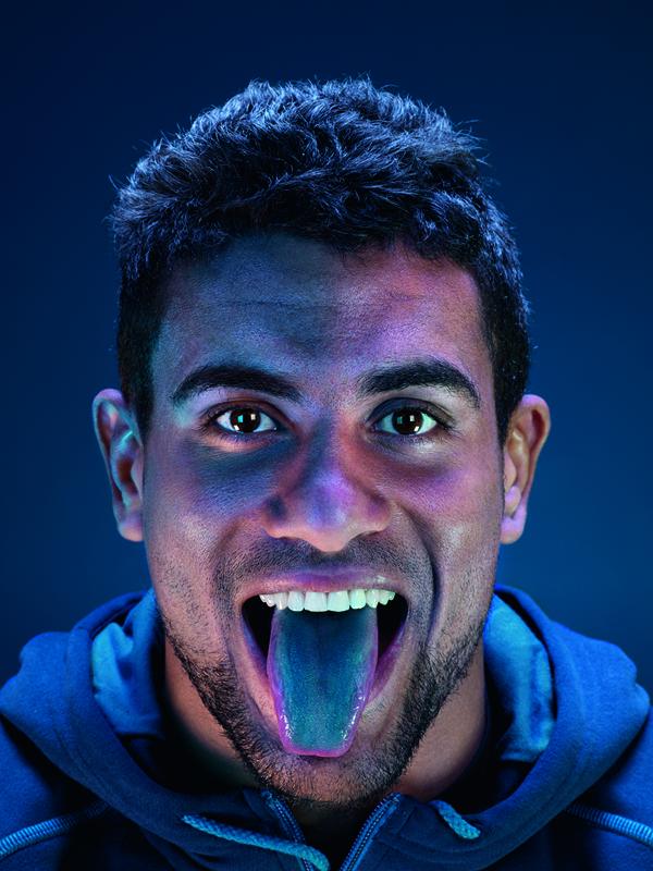 adidas sucette bleu fofana all bleus