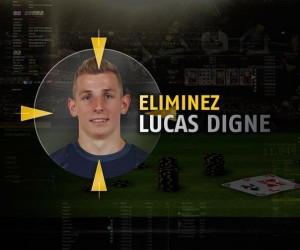 La tête de Lucas Digne mise à prix par bwin