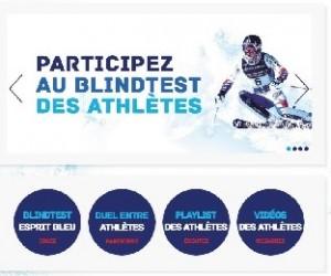 8 ans d'abonnement à Deezer Premium+ pour les médaillés d'or français aux JO de Sochi 2014