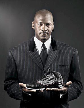 design de qualité 072a0 c2eec Michael Jordan milliardaire est la 1741ème fortune du monde