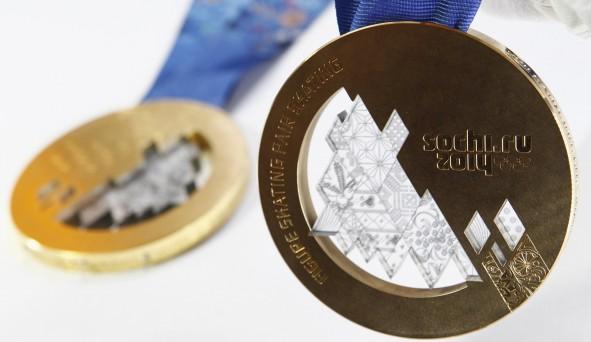 médaille d'or sochi 2014 primes