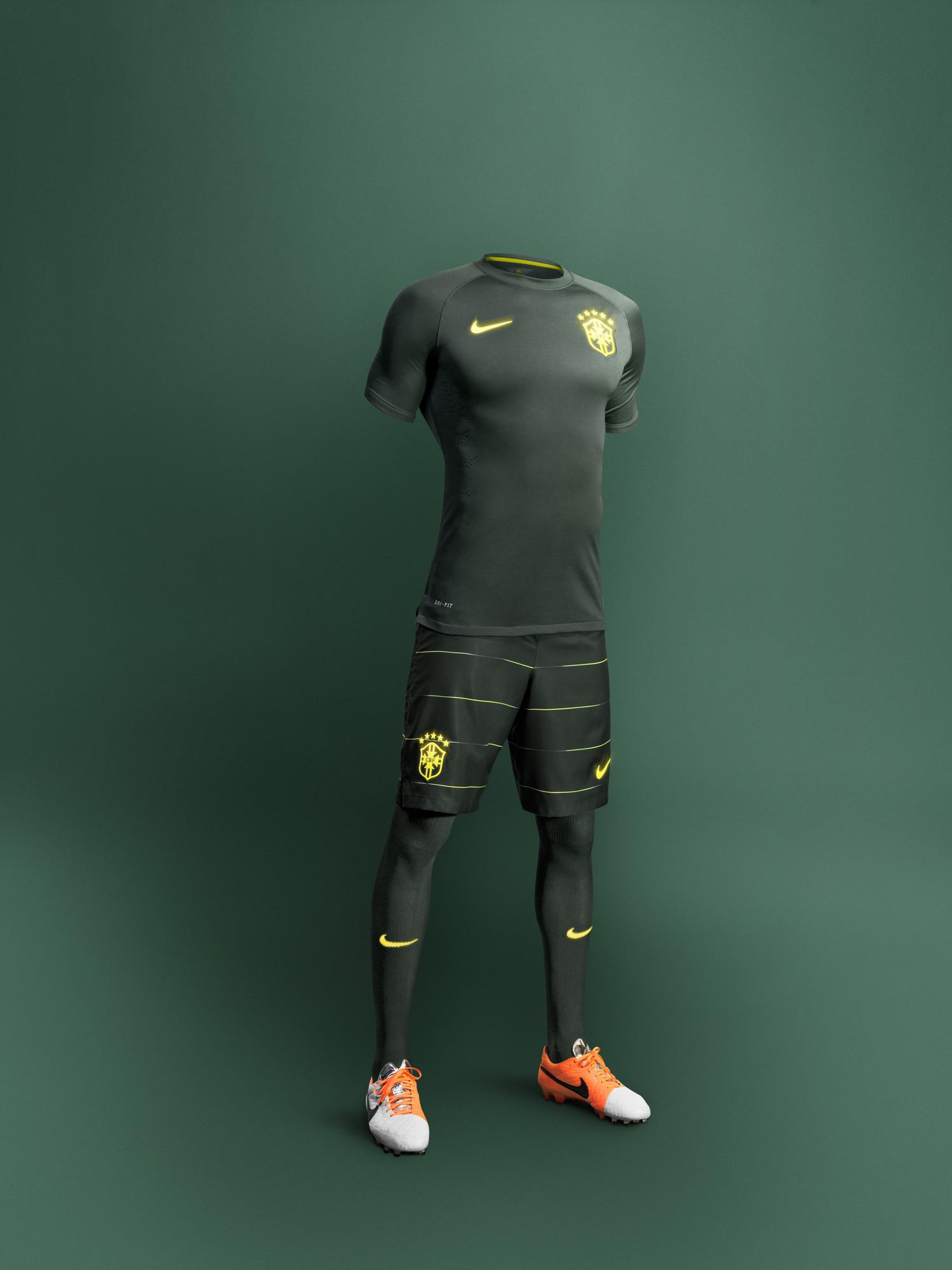 6975155e26 Maillot Third du Brésil (Nike)