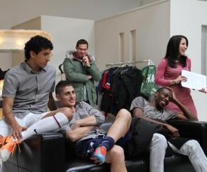 PSG – Matuidi, Verratti, Lucas, Marquinhos bientôt dans une publicité pour MoneyGram