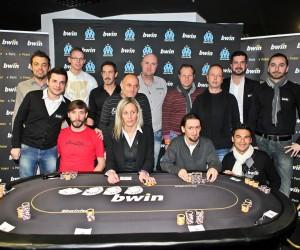 Bwin active son partenariat avec l'Olympique de Marseille et le tournoi «OM Poker Live»