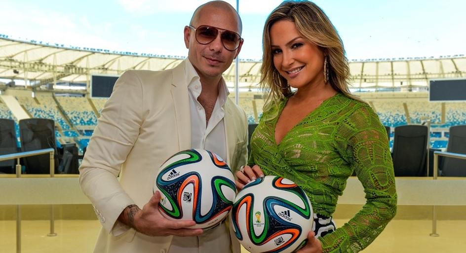 We are one la chanson officielle de la coupe du monde 2014 interpr t e par pitbull jennifer - La chanson de la coupe du monde ...
